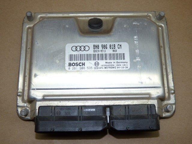 /AUDI ECM 100 1990 2.3-L5-GAS