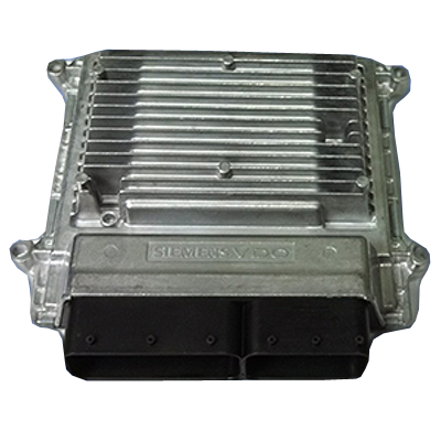 Jeep ECM/PCM Patriot 2009 2.4L 4 Cylinder Gas